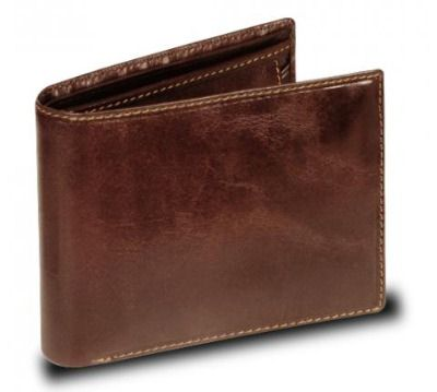 Mens Italian Leather Wallet (LBS129)