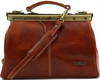 Michelangelo  Handmade Italian Leather Doctor Bag by Tuscany Leather  (LBS968) 1a955d2e9a0f9