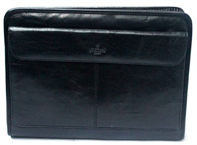 Zipped Portfolio with Outside Pocket (LBS030)