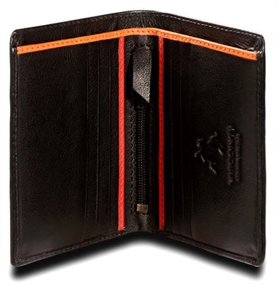 Men's Soft Leather Wallet (LBS564)
