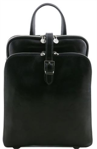 Handmade Italian Leather Backpack by Tuscany Leather (LBS664)