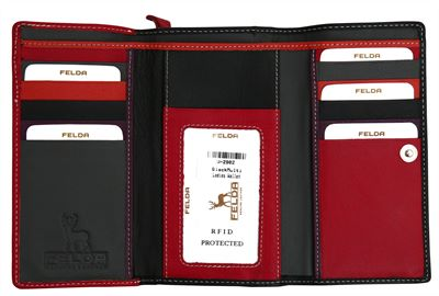 Ultimate Organiser Leather Wallet (LBS861)