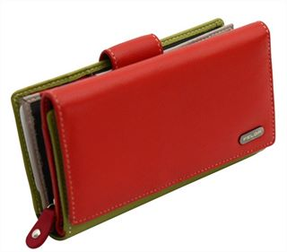 Ultimate Organiser Leather Wallet (LBS862)