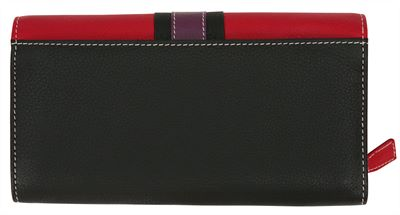 Contemporary Leather Purse (LBS866)