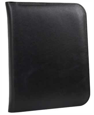 The 'Regent' Premium Leather iPad Case by Laurence London (LBS843)