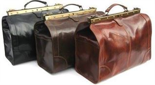 The  Gladstone Style  Handmade Italian Leather Travel Bag - Large ... 3226e57cbbe9d