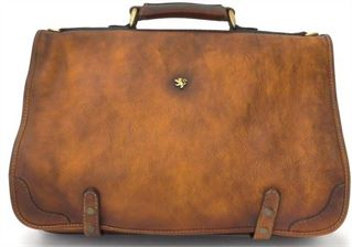 The Pratesi Handcrafted Leather Briefcase (LBS981)